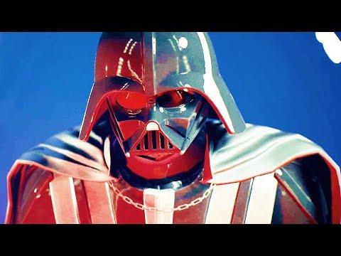 Star Wars Jedi Fallen Order - Darth Vader Final Boss Fight & Ending (Star Wars 2019)