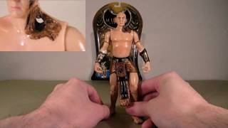 "The Mummy Returns ""Imhotep"" Action Figure Review HD.mpg"