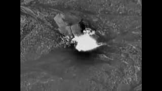 Видео от вежливых пилотов ВКС ВВС РФ в Сирии за 04 10 15.