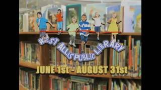 West Allis Library Summer Reading Program