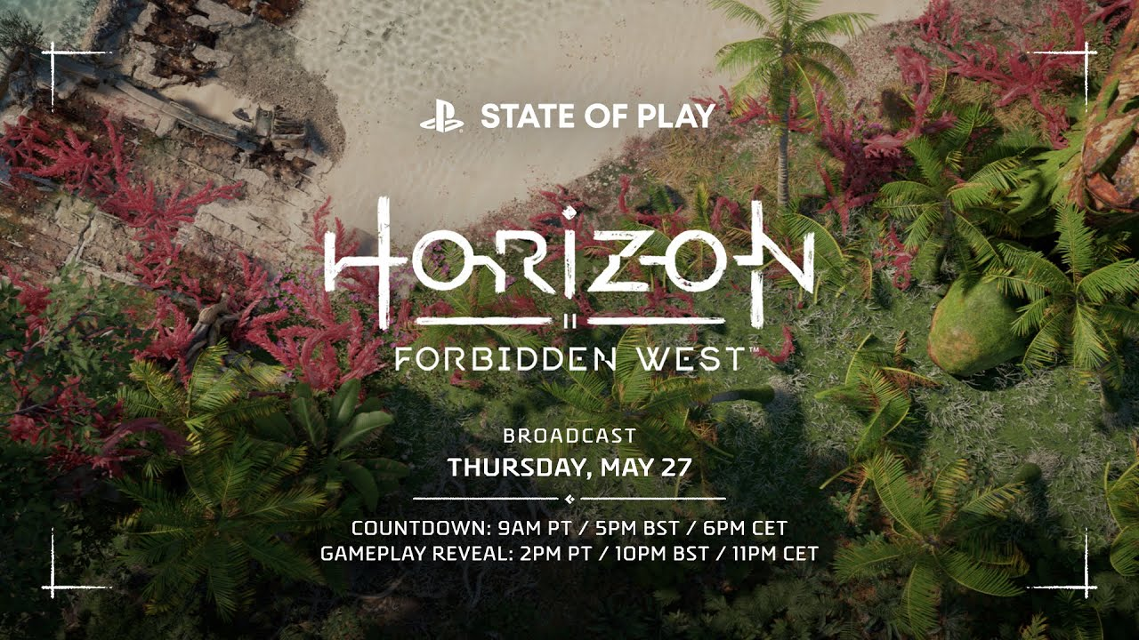 First look at Horizon Forbidden West gameplay in today's State of Play