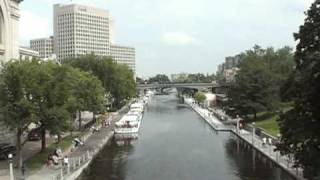 preview picture of video 'Ottawa City Center, Ontario, Canada'