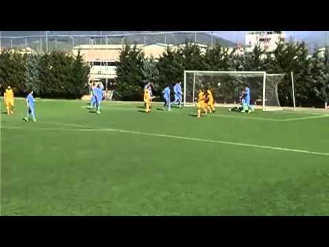 2 Gols - Igor Carioca - 20.02.2016 - Asteras Tripolis 3 x 2 PAS Giannina - Camp. Grego Sub-20