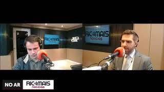 Denian Couto critica falta de posicionamento de Fernando Francischini