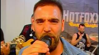 Programa Show Magazine Tv – Banda Hot-Foxxy – Musica: Red Head Rocker