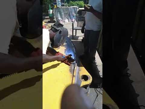 Auto K 400 Esab Mig Welding Machine