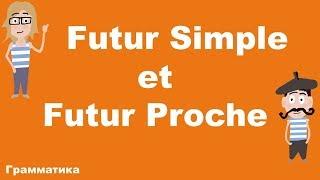 Futur Simple ou Futur Proche? Французский самостоятельно.