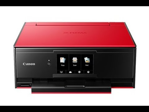 Canon PIXMA TS9120 Wireless Inkjet All-In-One Home Printer Review