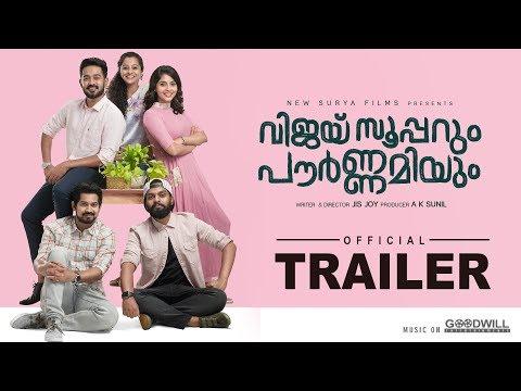 Vijay Superum Pournamiyum Trailer - Asif Ali