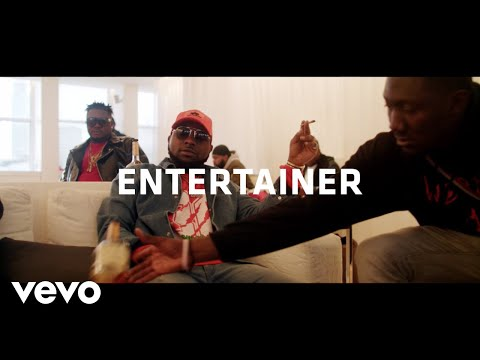 CDQ Ft. Davido – Entertainer