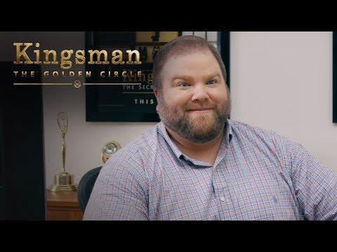 Kingsman: The Golden Circle (Featurette 'Marketing Team Creates The Greatest Promo')