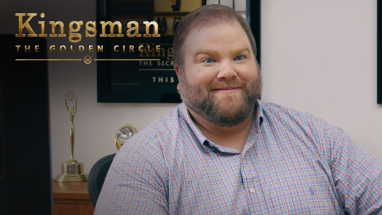 Kingsman: The Golden Circle - The Greatest Promo Ever