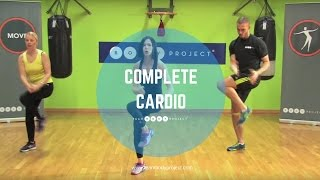 Intermediate Cardio workout by Body Project