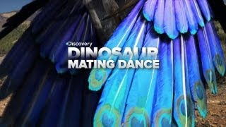 Crazy Dinosaur Mating Dance