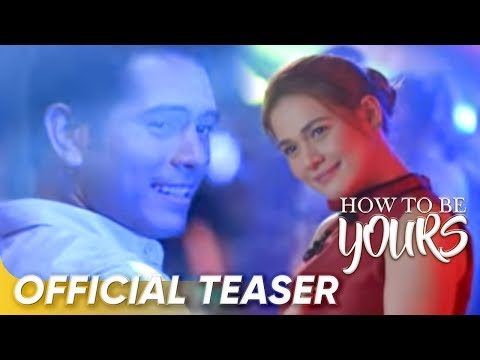 Watch Bea Alonzo Gerald Anderson In How To Be Yours Teaser Trailer
