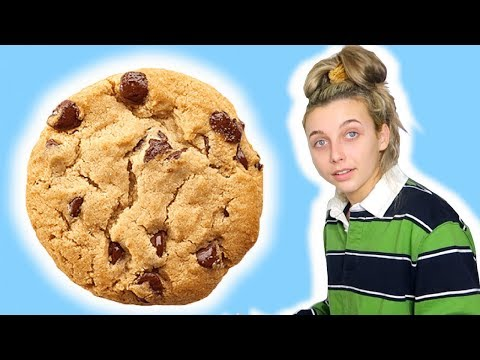 THAT'S A HUGE COOKIE