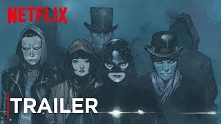 The Magic Order | Trailer [HD]