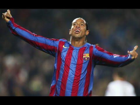 Ronaldinho's Barca