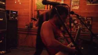 Exhumed - Open the Abscess *Fragment*  (Live in Johnson City)