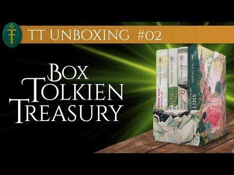 TT Unboxing #02 - Box Tolkien Treasury