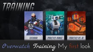 Overwatch Training: a first look