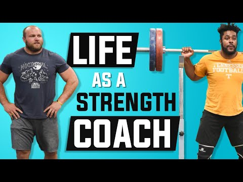 Day In The Life Of An Olympic Strength & Conditioning Coach ...