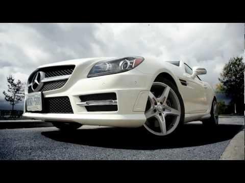 2012 Mercedes-Benz SLK350 Quick Look - More than the sum of its upgrades