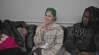 Justin Bieber - Peaches (Live with WeTheBand)