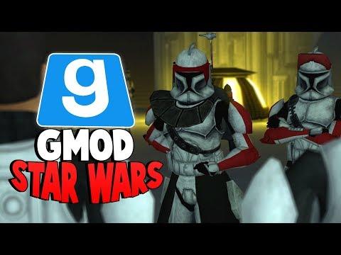 ENGAGE THE HYPERDRIVE! | Star Wars Venator Map! (Garry's Mod