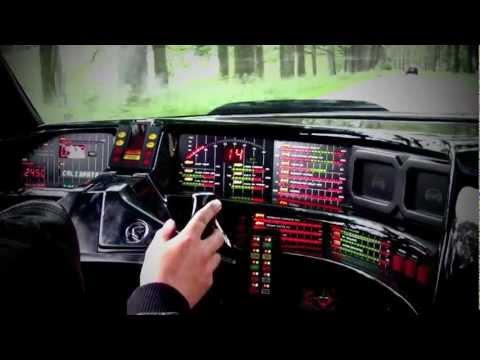 Talking with KITT from Knight Rider - AUSKITT - Video - 4Gswap org