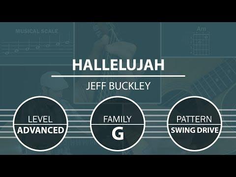 Hallelujah (Jeff Buckley) | How To Play On Guitar