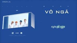 [Vietsub] ONER - Vô Ngã // Work // 无我  - Linh Siêu, Bốc Phàm, Mộc Tử Dương, Nhạc Nhạc