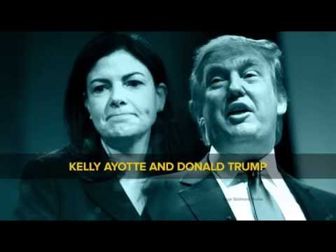 Kelly Ayotte: Like Donald Trump, she's wrong.