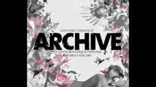 Archive - Hate (live Nuits Botaniques Acoustic)