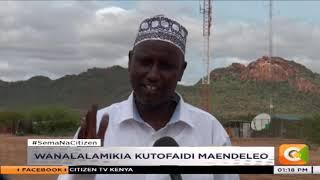 Wakaazi wa Wajir Kaskazini wataka mwangaza