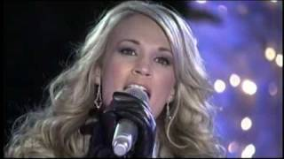 Carrie Underwood  - Do You Hear What I Hear? [LIVE]