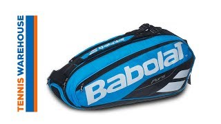 Babolat Pure Drive Racket Holder x 6 video
