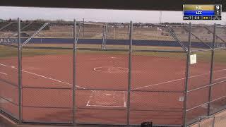 LCC Softball vs NJC Game 1