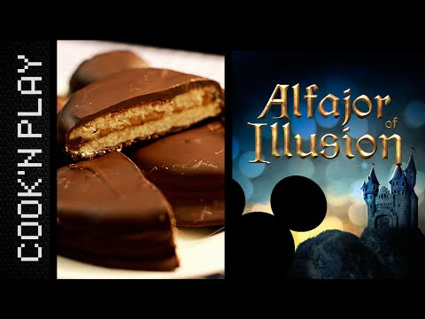 Alfajor Castle Of Illusion