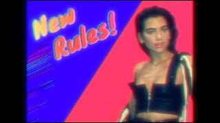 Dua Lipa   New Rules [Initial Talk 80s Rules Remix] @initialtalk
