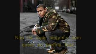 Chris Brown I.Y.A.(tradução)