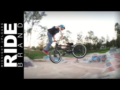 Browns Plains Skatepark KIDS SESSION in AUSTRALIA! Lil Pros BMX Tour