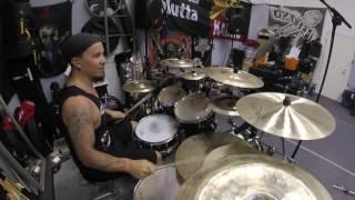 Patrik Fält - Dark Funeral - Stigmata (Drum cover)