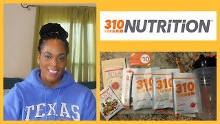 310 Nutrition  Unboxing
