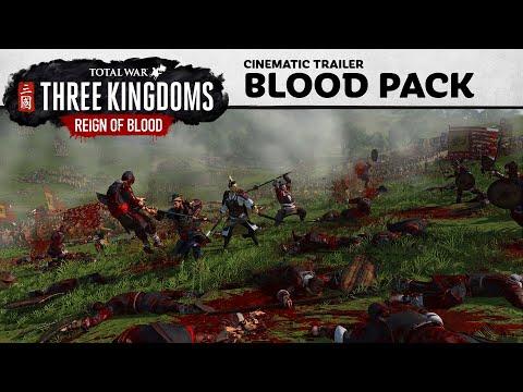 Total War: THREE KINGDOMS - Reign of Blood | PC Steam Game
