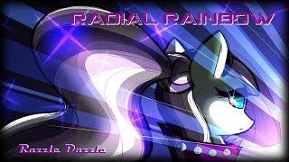 Radial Rainbow - Razzle Dazzle