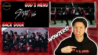 """Stray Kids: """"God's Menu (神메뉴)"""" & """"Back Door"""" M/V 