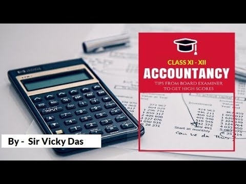 Accountancy By Sir Vicky Das