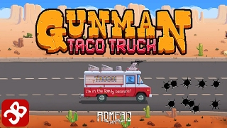 Gunman Taco Truck (By Romero Games) - iOS/Android - Gameplay Video