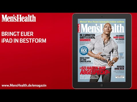 Video of Men's Health Deutschland